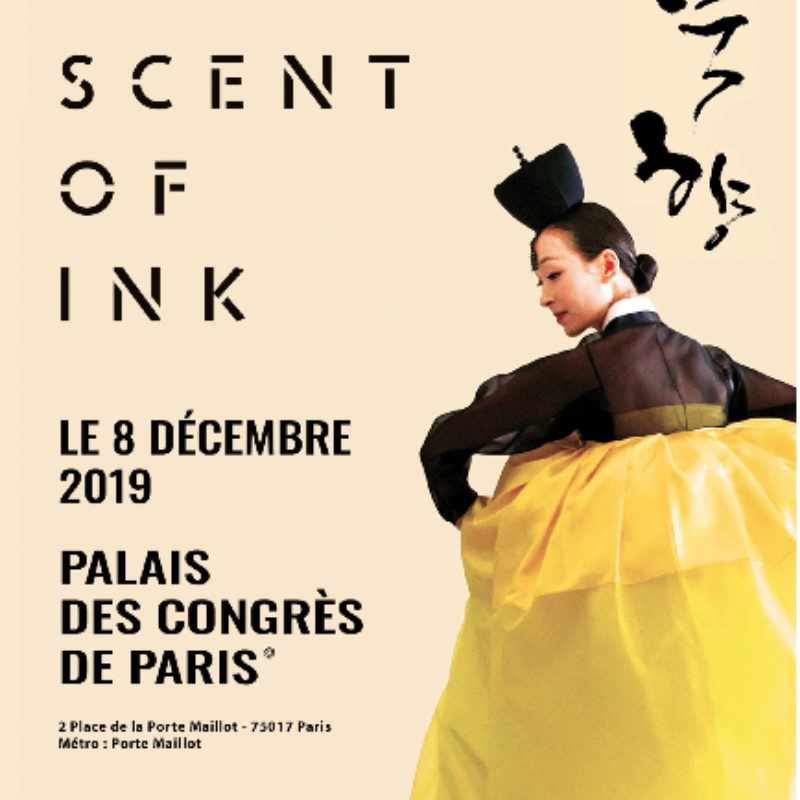 Scent of Ink