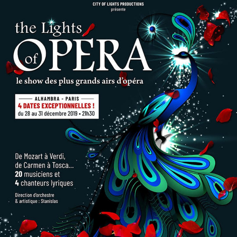 The Lights Of Opéra